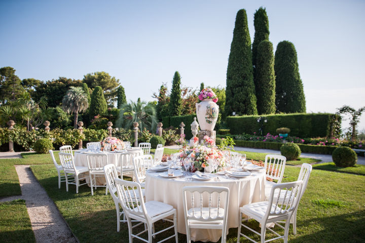 : Wedding Anniversary at Villa Rothschild