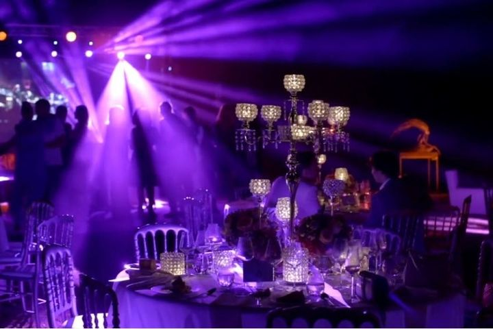 : Purple Birthday Party
